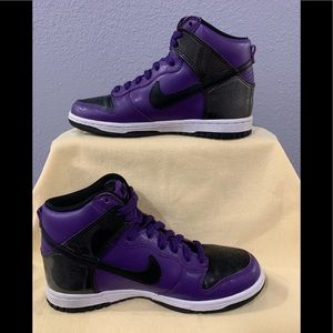 Nike Women's Dunk High In Purple US 6